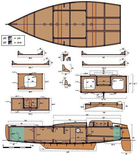 Plans De Voiliers Plans De Deriveurs Plans De Kayaks Plans De Catamarans Plans De Trimarans Plans De Pocket Cruiser Pour Construction Amateur En Contreplaque Scow 420 Scow 450 Et Naut 350 Naut