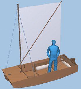 Plywood sailboats plans, pocket cruisers sailboat plan ...
